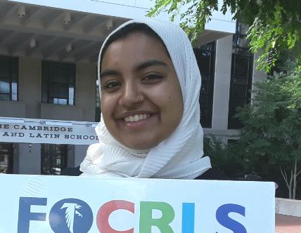 Student Spotlight: Nusrat